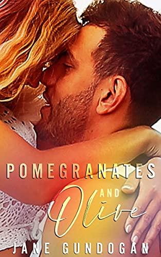 Pomegranates And Olive